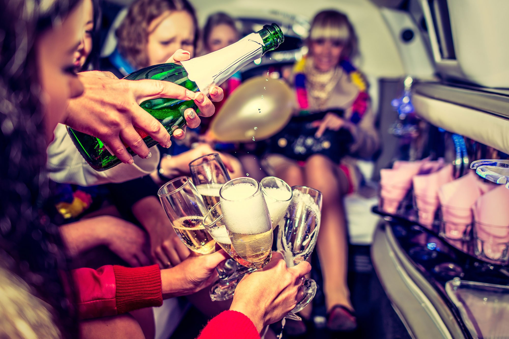 book a limousine in Warsaw