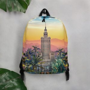 Warsaw Sunset Backpack