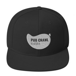 Snapback Hat Warsaw Pub Crawl