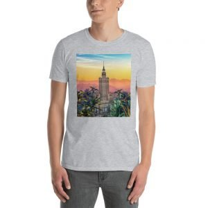 Unisex T-Shirt Warsaw Sunset