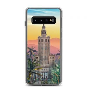 Samsung Case Warsaw Sunset
